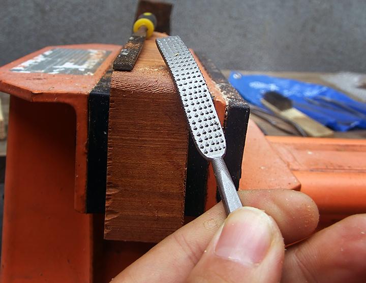 意式专业木工异形什锦锉刀套装  硬木木工锉 木雕锉 打磨工具