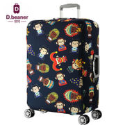 Elastic luggage case trolley case travel dust cover bag protector 20/24/28 inch / 30 inch thick wear resistant