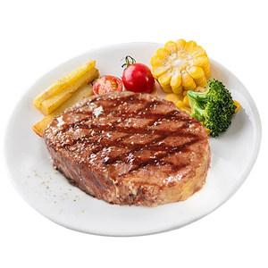骏德澳洲家庭牛排套餐团购10片单片新鲜进口牛肉菲力黑椒酱儿童