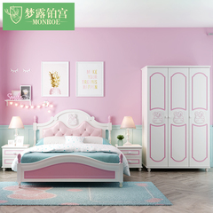 实木欧式儿童床