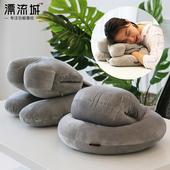 男女午睡枕抱枕小学生趴趴枕儿童午休枕头办公室睡觉神器趴着睡枕