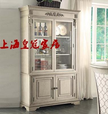 法式雕花餐边柜