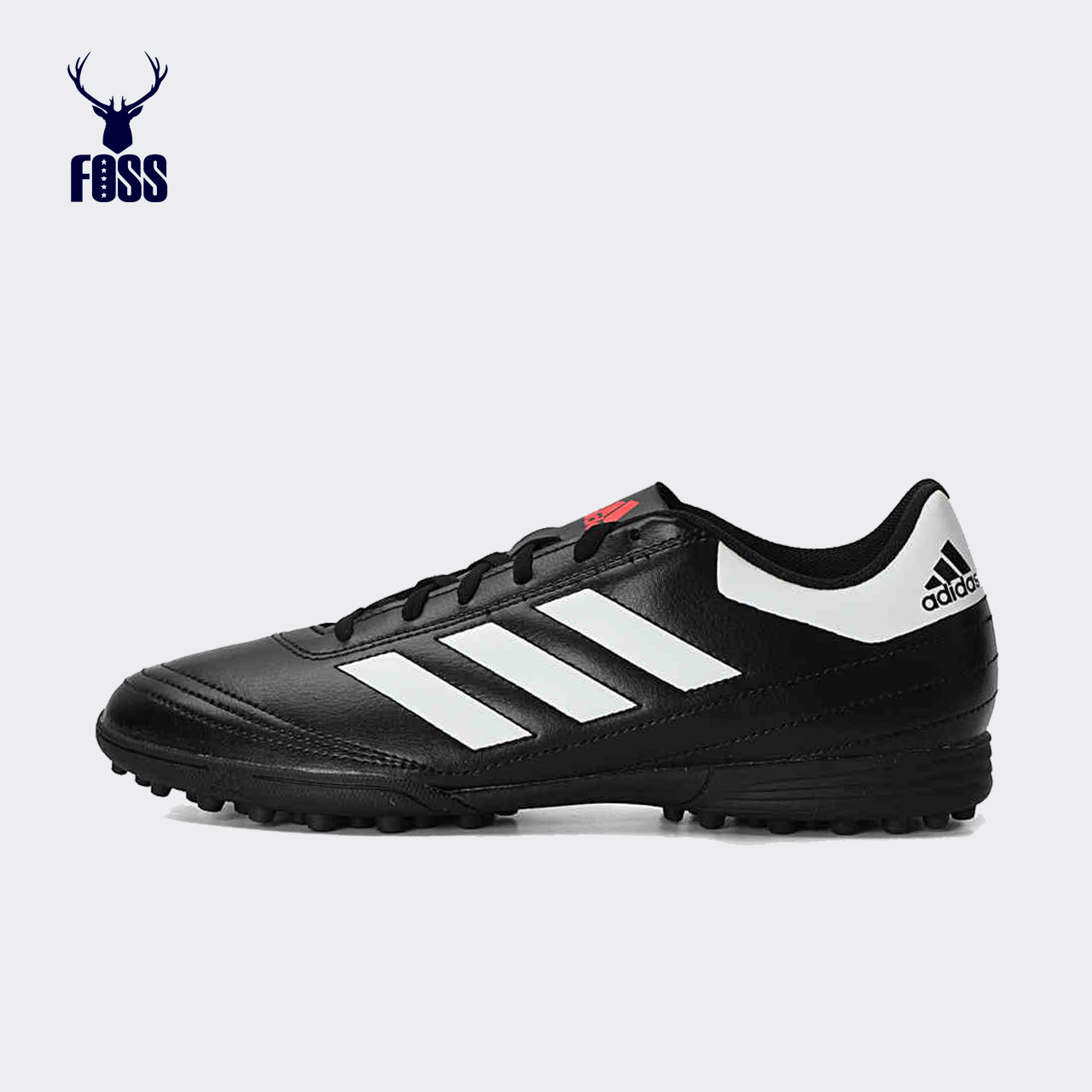 阿迪达斯2019年新款男子碎钉团队基础系列足球鞋AQ4299