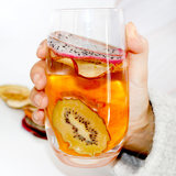 Net red pure fruit tea dried fruit handmade flower tea tea bag small bag flower tea combination lemon slice health tea soaking water