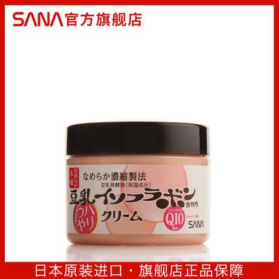 日本豆乳霜