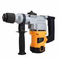 Electric hammer electric pick dual-purpose industrial grade high power impact drill electric drill three multi-function household electric tools
