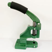 Manual crimping machine, corn button, buckle, snap button, rivet button, big white buckle, hand press button machine