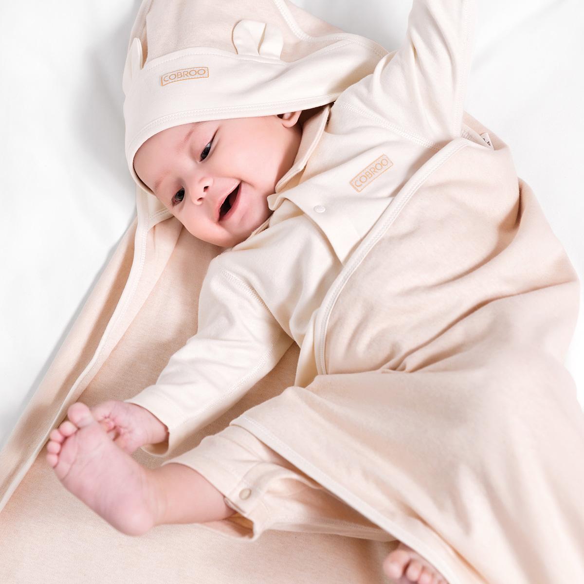 婴儿抱被夏季纯棉被子新生儿包被薄款婴幼儿用品春秋宝宝襁褓包巾