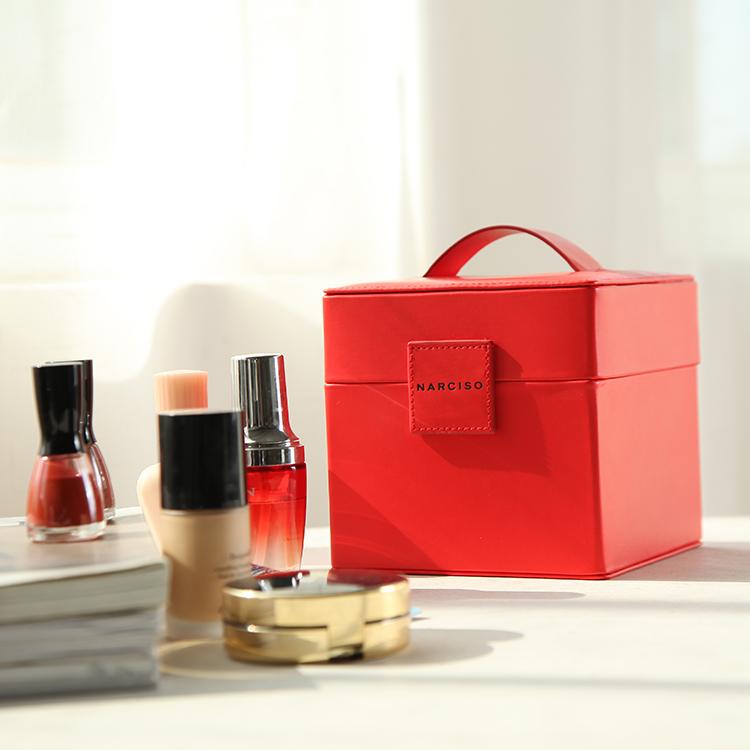 化妆镜盒珠宝箱