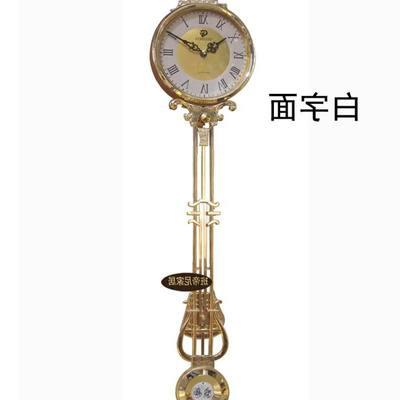 时尚落地钟钟头欧式创意钟表配件摇摆钟头古大摇摆钟头