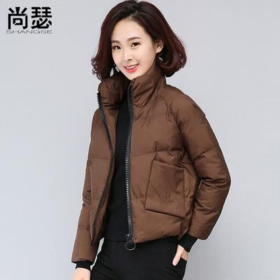 短款棉衣女2018新款冬季韩版潮流宽松女装面包服修身羽绒棉服外套