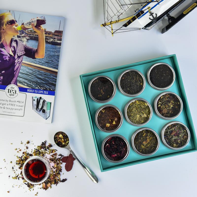 KLYDO克莱多德国花果茶礼盒茶叶冬季9种水果味花茶组合花草茶328g