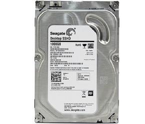 3.5寸7200转64M希捷8G SSHD固态混合1T台式机电脑硬盘ST1000DX001