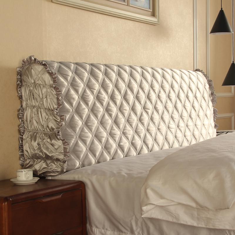 床 床头罩 靠背 欧式