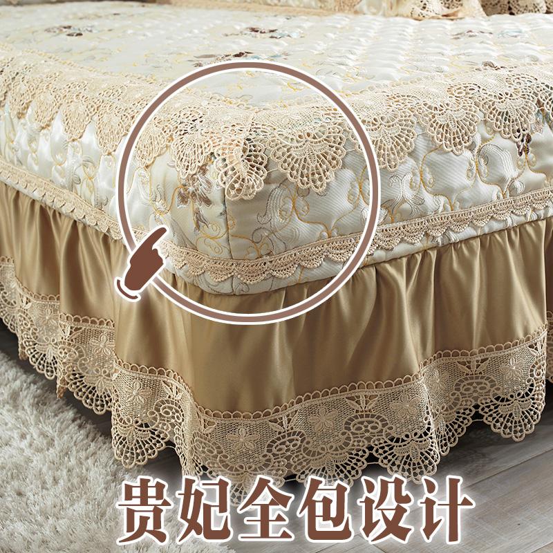贵妃沙发罩欧式