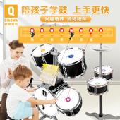 6岁1 俏娃宝贝儿童架子鼓爵士鼓儿童初学者敲打鼓宝宝益智玩具男3图片