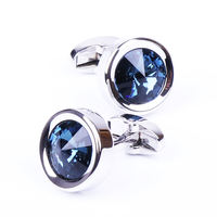 Effie Jenny French cufflinks cuff nails men's light luxury business suit cufflinks shirt cuffs nail gift box