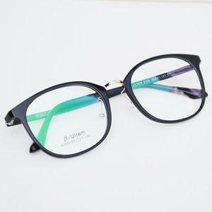 大光明复古文艺圆框大眼镜架男女款轻韩版眼镜框可配平光近视眼镜