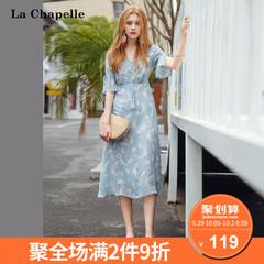 夏季显瘦中长裙