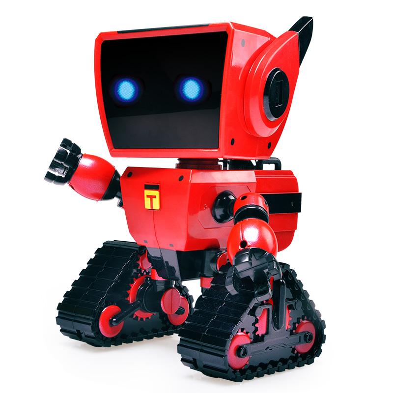 coco机器人小铁熊出没玩具儿童光头强益智智能对话会说话的高科技