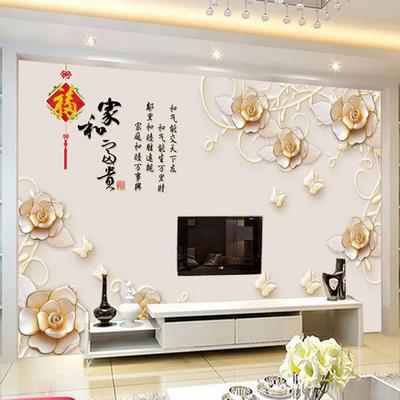 电视背景墙墙壁纸