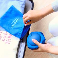 旅行枕头护脖子颈椎枕飞机靠枕大人旅游便携按压自动充气U型枕