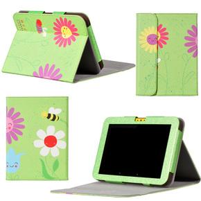 保护套适用于小天才早教机K1平板电脑K1S/K2彩绘卡通皮套支撑壳