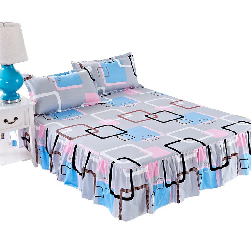 雙面夾棉床罩
