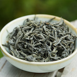 Warriors Brand Steamed Green Tea 2019 New Tea Super-class Xiongou Rizhao Luzhou-flavor Mingqian Spring Tea Bulk Bag 250g