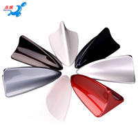 Toyota Corolla Thunder Camry Crown Reitz Pearl White Car Shark Fin Antenna Decoration Roof Refit