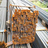 Suzhou Fanggang 60*60 hot rolled square steel A3 steel square steel 80*80 square steel 30*30 square steel 50*50 square steel