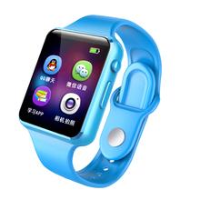 快乐小天才儿童电话手表学生多功能智能打定位防水可爱手机男女孩