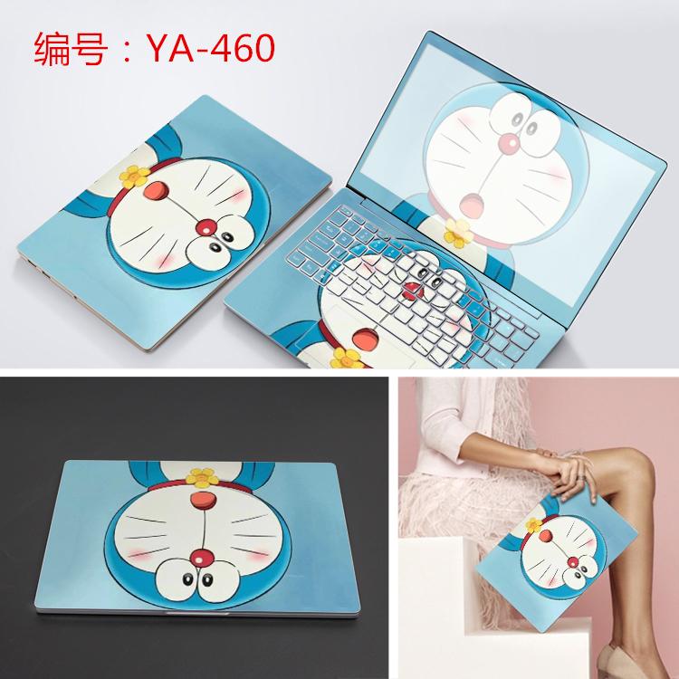 电脑贴纸14/15.6寸联想100S 320 120S YOGA710小新510S笔记本贴膜