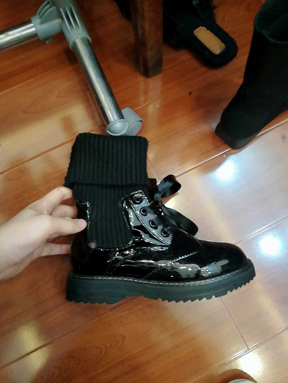 林林粉丝专属价袜靴可爱学院风