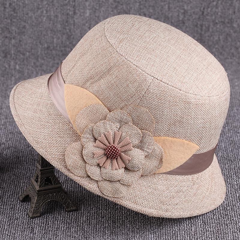 老年奶奶帽子