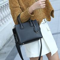 凡思曼女包新款韩版时尚潮手提包大容量简约百搭单肩斜挎包小方包