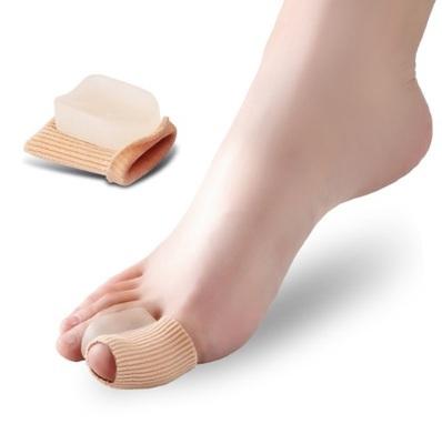 Liveueasy拇指外翻矫正器 脚趾分离器分趾器二合一 大拇指矫正器
