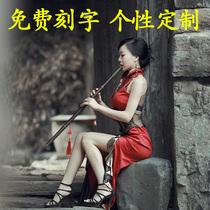调箫笛子洞萧初级紫竹F调G八孔箫六孔萧洞箫箫民族乐器