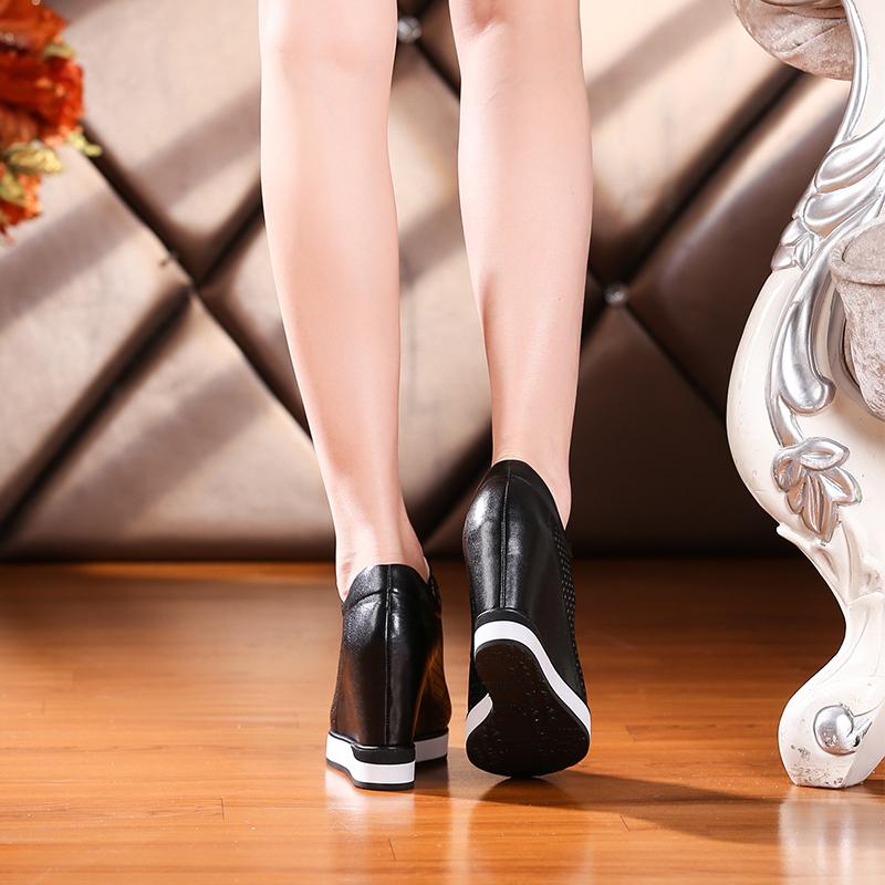 隐形运动女鞋