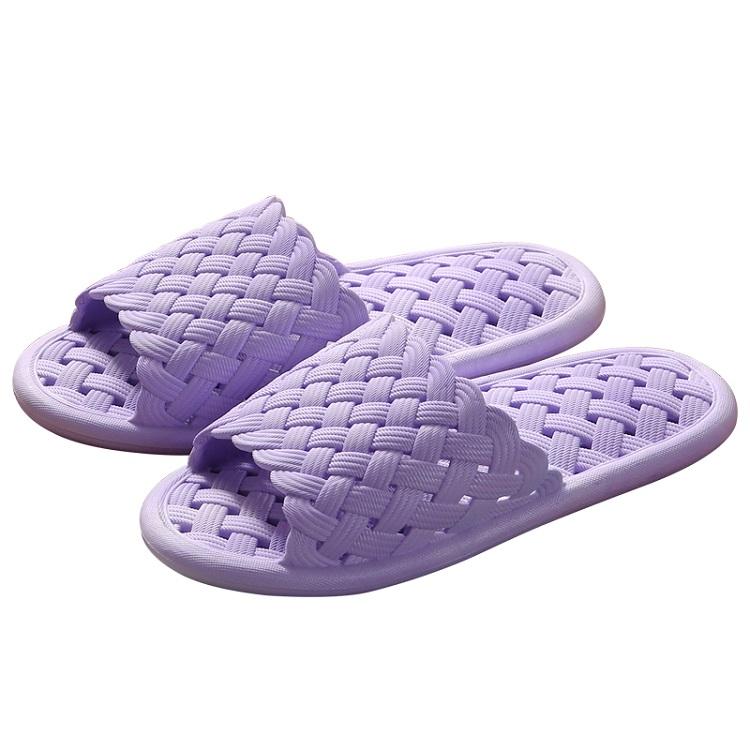 洗澡拖鞋漏水浴室防滑男女情侣镂空按摩轻便卫生间凉拖鞋家用夏天