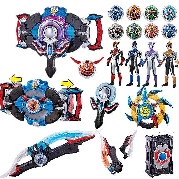 Ultraman игрушки Артикул 588640454394