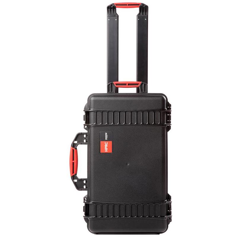 意大利HPRC 2550W摄影器材保护箱 拉杆硬壳安全箱防水登机航空箱