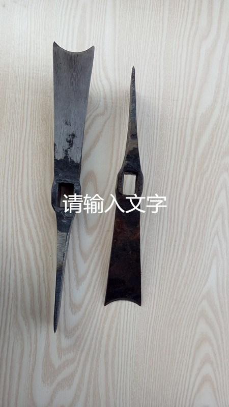 小洋镐锄头挖笋工具笋撬挖树根野营镐十字镐登山镐工兵镐两用锄头