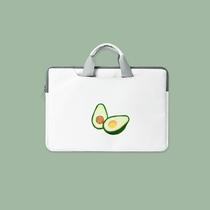 笔记本电脑手提包苹果macbook华为联想小米air13.3寸14可爱15.6女