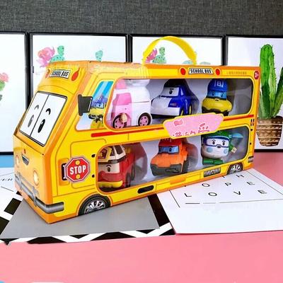 珀利机器人玩具
