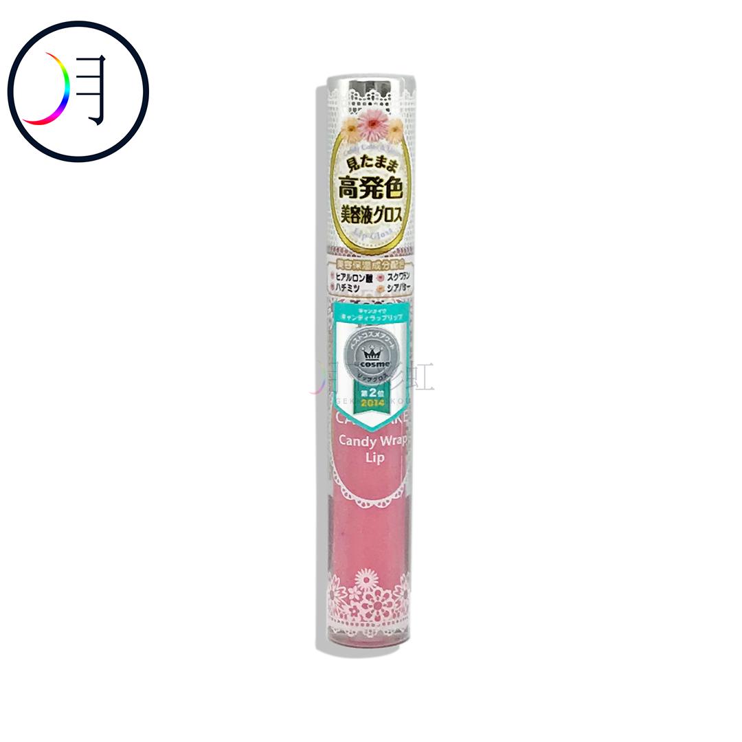 【现货】日本井田canmake高发色唇彩保湿糖果色滋润唇釉唇日版3g