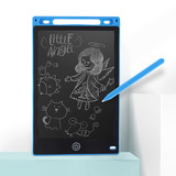 LCD tablet children's early teaching drawing board graffiti electronic small blackboard non-magnetic light can write board hand-painted board