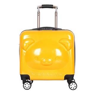 旅行卡通瘋搶拉桿小孩兒童20寸萬向輪行李登機男女寶寶箱