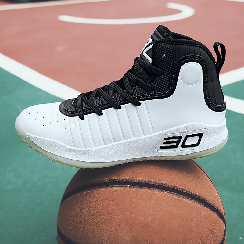 库里4儿童篮球鞋6代5男童小学生小孩蓝球鞋中大童运动鞋童鞋女鞋