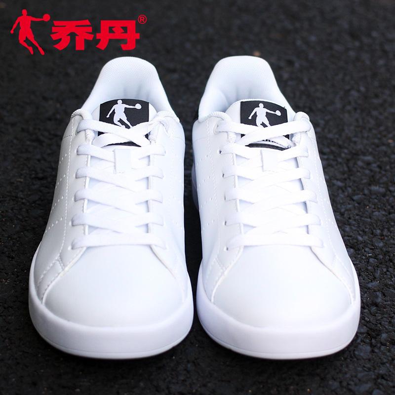乔丹运动鞋男鞋2019夏季新款透气情侣小白鞋低帮板鞋拖鞋休闲鞋女